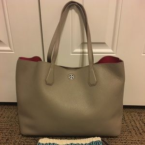 NWOT Tory Burch Perry Leather Tote
